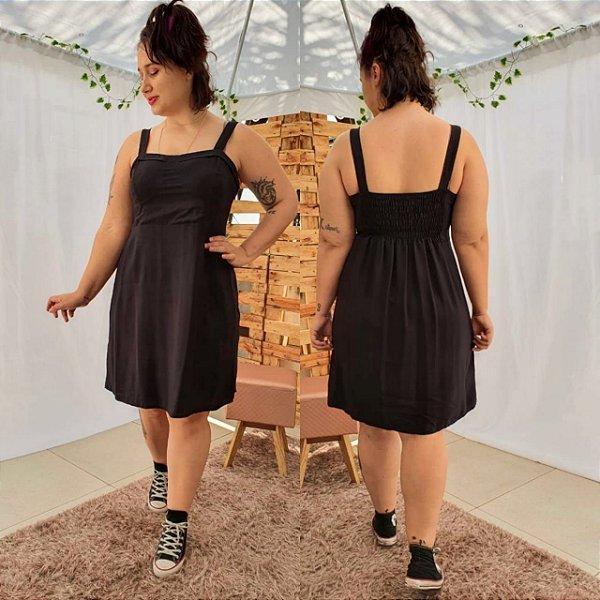 Vestido Paula ( cor preto )