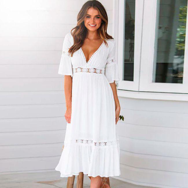 Vestido WhiteDali
