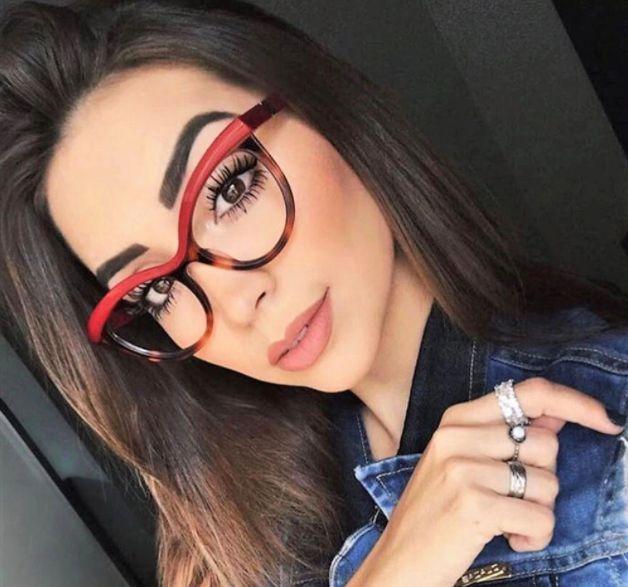 Armação de Óculos Cat