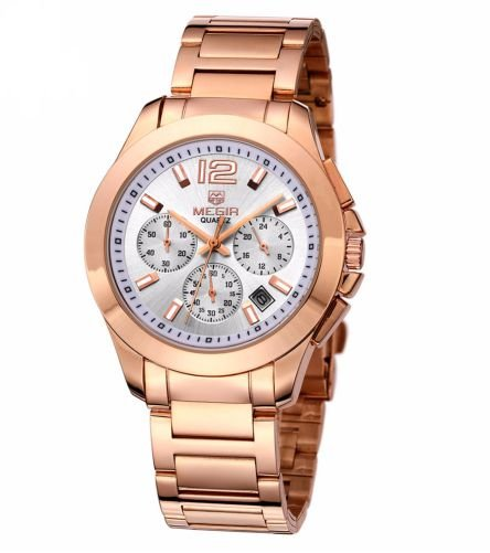 Relógio Feminino Megir New York