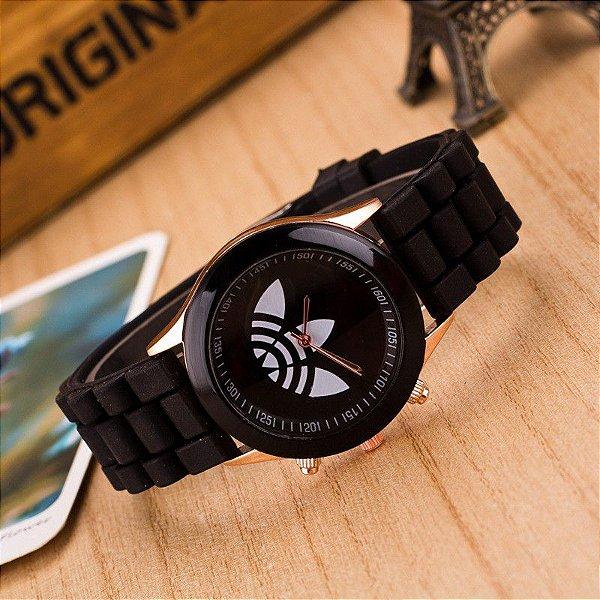 Relógio Feminino estilo Adidas