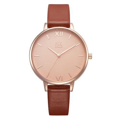 Relógio Feminino SK Mármore