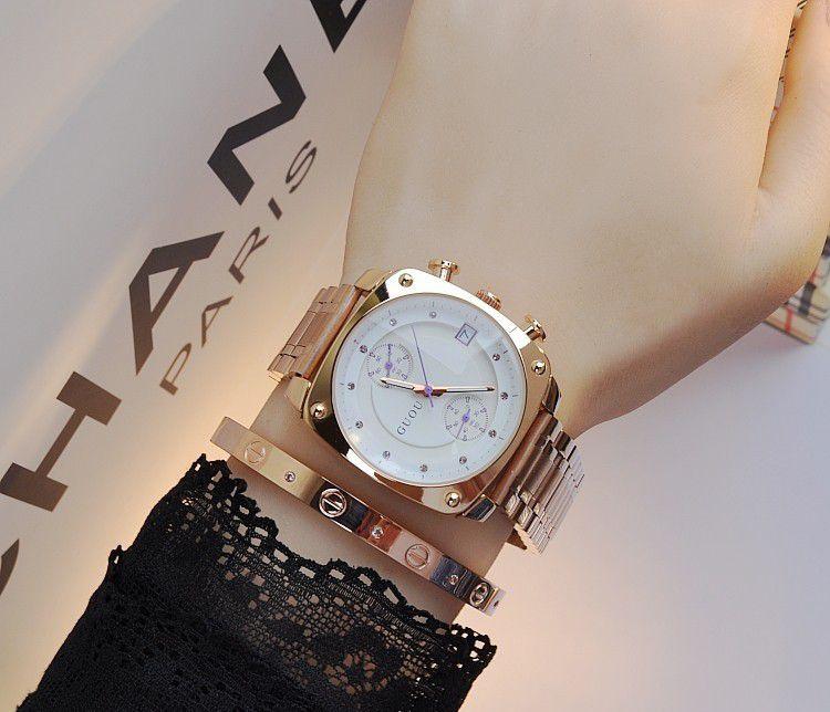 Relógio Feminino Guou New York