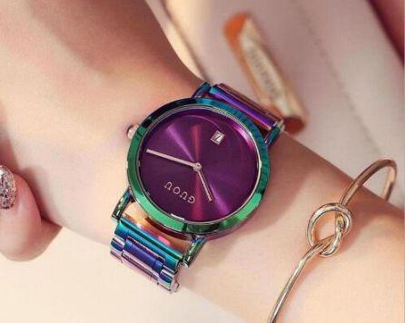 Relógio Feminino Guou Turquia