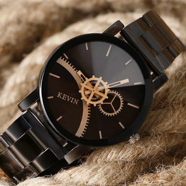 Relógio Feminino Kevin Engrenagem