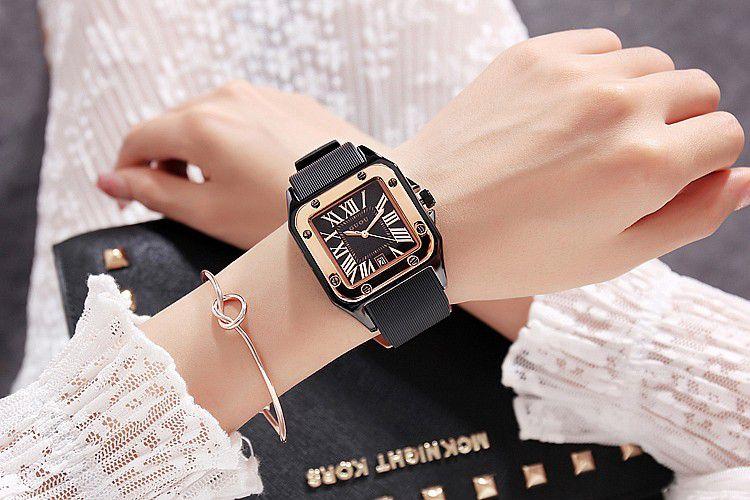 Relógio Feminino Guou Huaraz