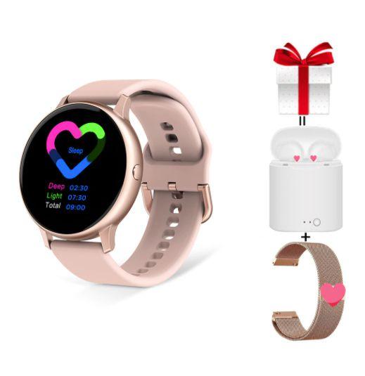 Relógio Eletrônico Smartwatch DT + Kit Especial