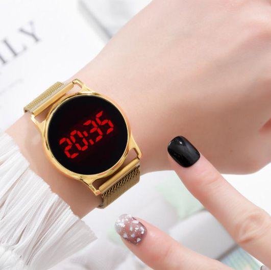 Relógio Feminino Digital DQ