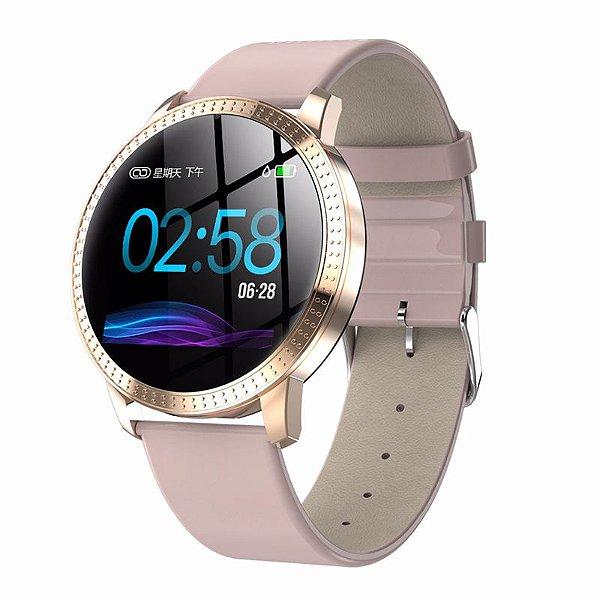 Relógio Eletrônico Smartwatch CF  Luxury