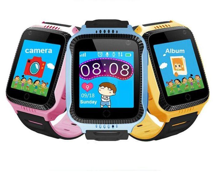 Relógio Smartwatch Infantil Q528 - GPS / 3G / Câmera