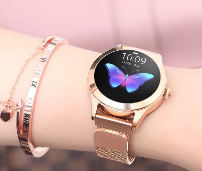 Relógio Eletrônico Smartwatch KW