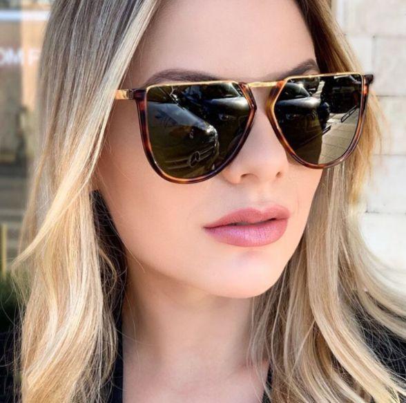 Óculos de Sol Feminino Salu