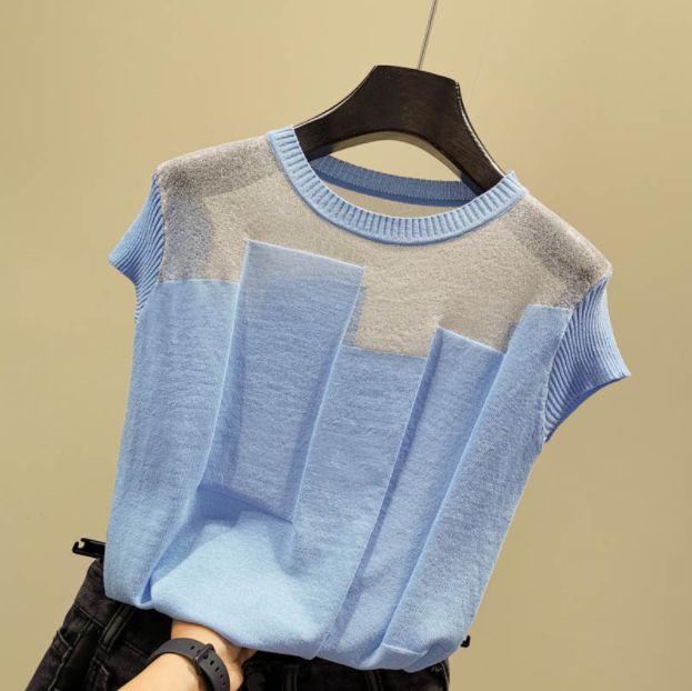 Blusa Feminina Tricotado