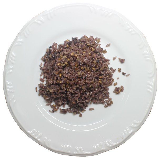 arroz sete grãos