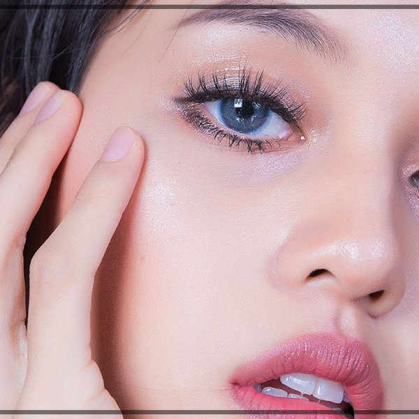 Natural Lens - Kitty Kawaii Bena Blue