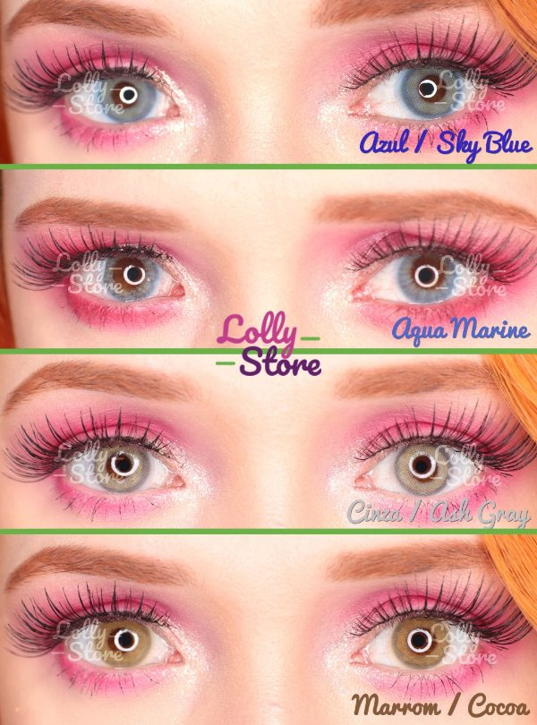 Natural Lens - FreshGo Barbie Spatax