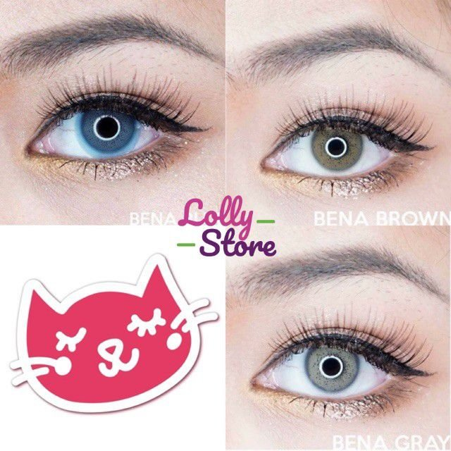 Natural Lens - Kitty Kawaii Bena