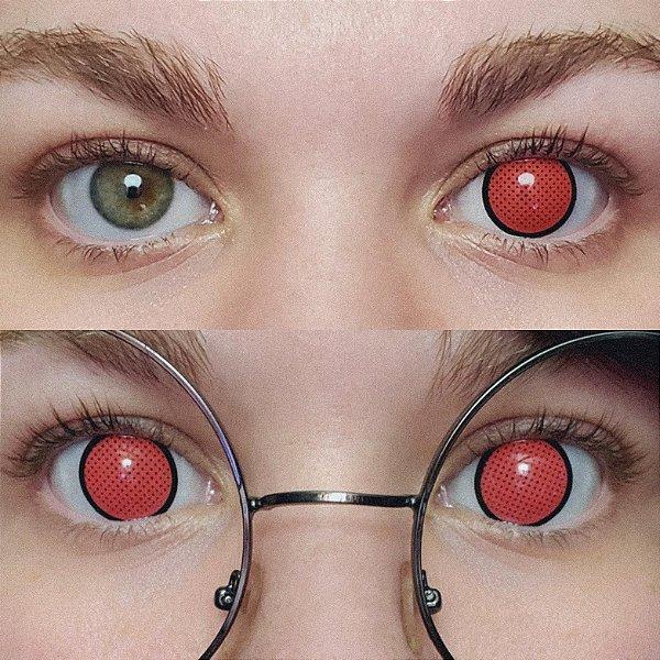 Crazy Lens - Mesh R Vermelho