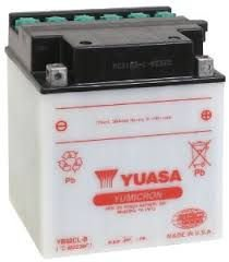 Bateria Yuasa YB30CL-B, 12V, 30Ah, Jet Ski Sea-Doo GTX4-tec, RXP/GTI/GTX/GTR/RXP/RXT/Wake