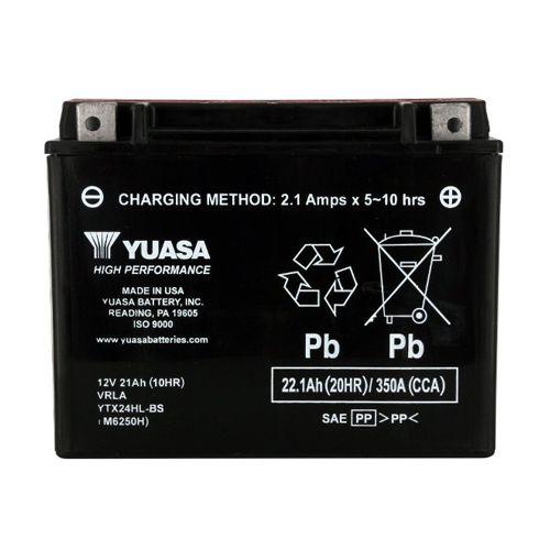 Bateria Yuasa YTX24HL-BS Can-Am Spyder 650 Spyder 990 / 1330