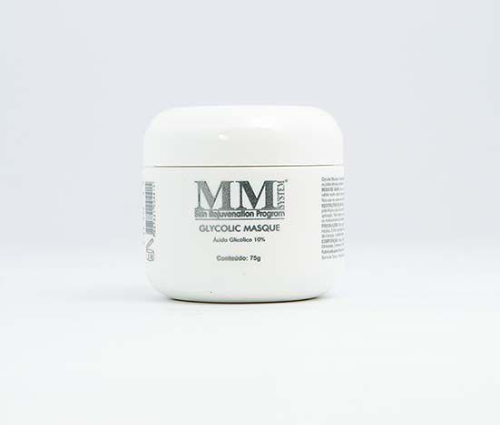 Glycolic Masque 10% (Máscara Antiacne) MM System - 75g
