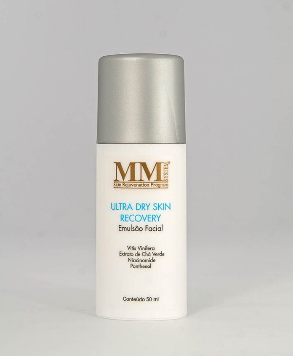 Ultra Dry Skin Recovery (Creme Facial - Hidratante / Regenerativo) MM System - 50ml