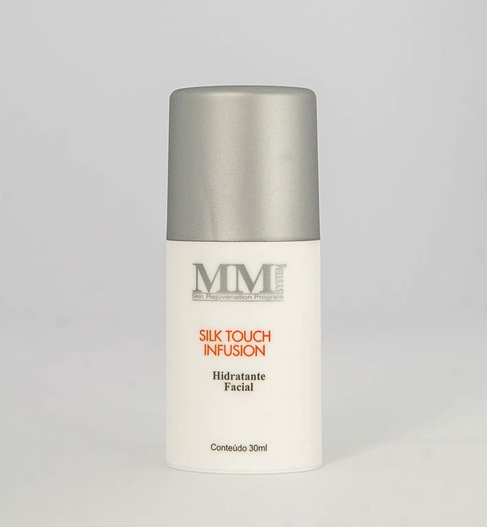 Silk Touch Infusion (Gel Facial com Vitamina C) MM System - 30ml