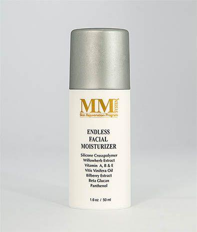 Endless Facial Moisturizer (Hidratante de Ação Prolongada) MM System - 50 mL