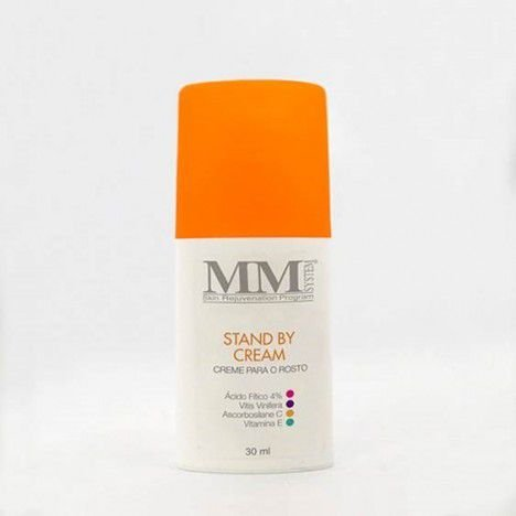 Stand By Cream (Creme Facial Antioxidante Nutritivo) MM System - 30ml