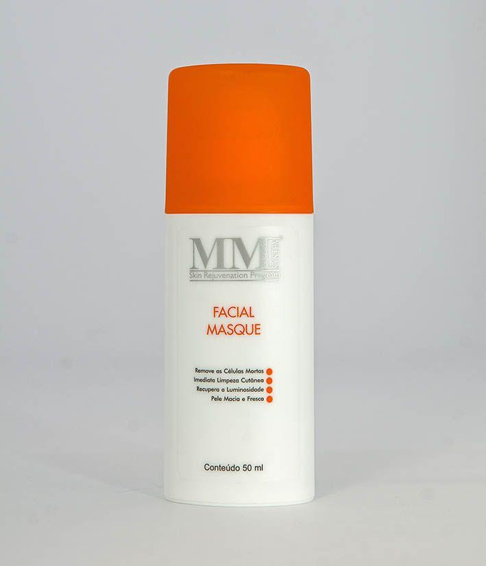 Facial Masque (Máscara Facial - Antioxidante e Anti-inflamatória) MM System - 50ml