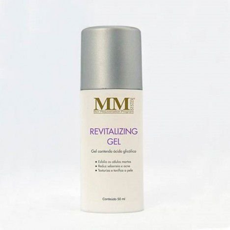 Revitalizing Gel (Gel Antirrugas e Antiacne) MM System - 50ml