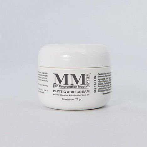 Phytic Acid Cream (Creme Clareador) MM System - 70g
