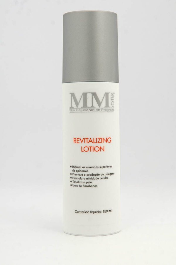 Revitalizing Lotion (Loção Hidratante Corporal) MM System - 150ml