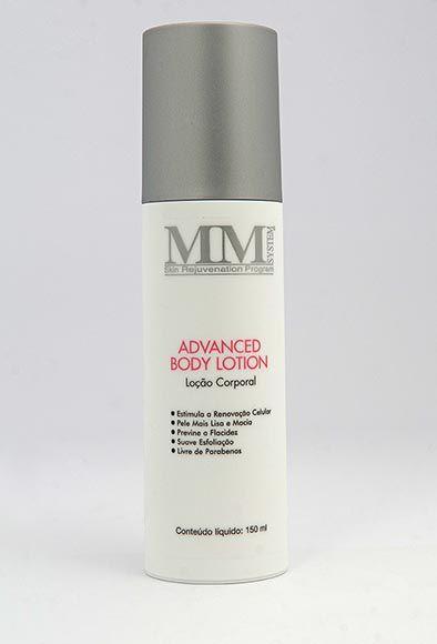 Advanced Body Lotion (Hidratante Corporal) MM System - 150 mL