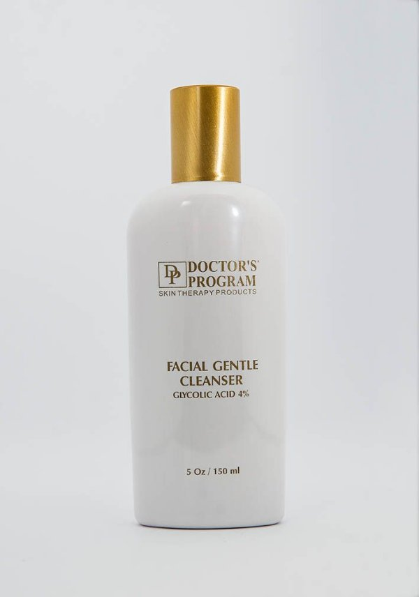 Facial Gentle Cleanser 4% (Sabonete Facial) Doctor´s Program - 150mL