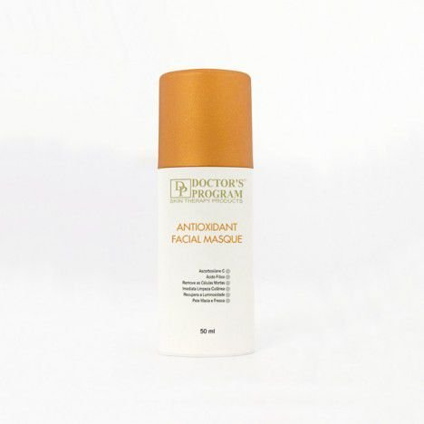 Antioxidant Facial Masque (Máscara Facial) Doctor`s Program - 50mL