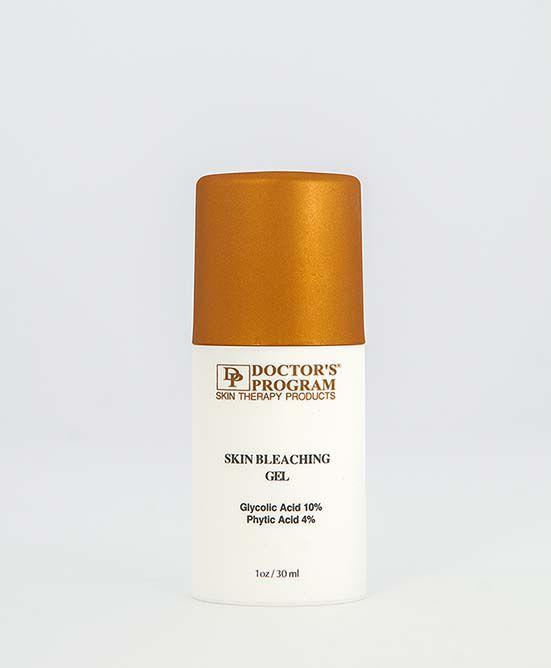 Skin Bleaching Gel (Gel Clareador para Pele Oleosa) Doctor´s Program - 30ml