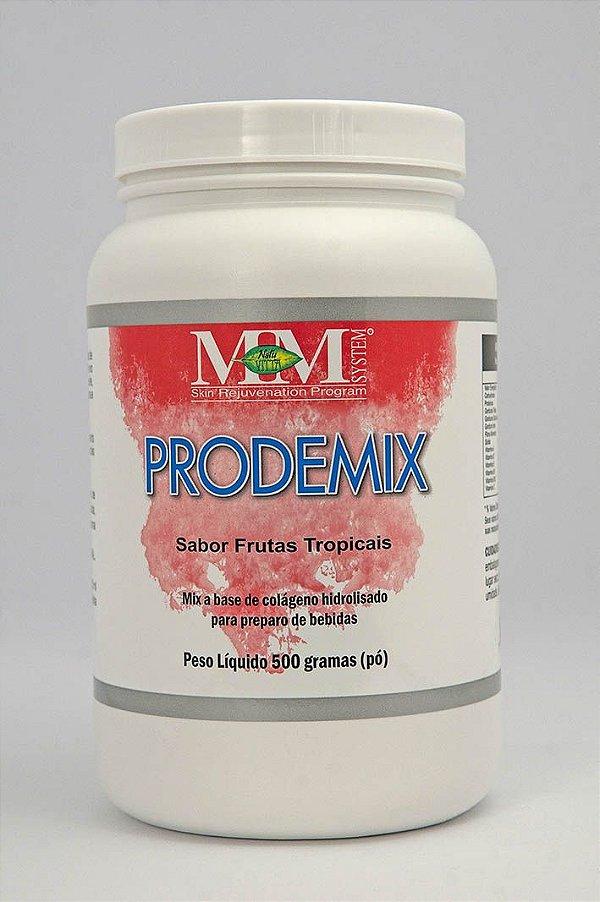 Prodemix (Proteína Isolada da Pele Bovina / Albumina / Proteína do Soro do Leite) Natu Vitta - 500g [Sabor Frutas Tropicais]