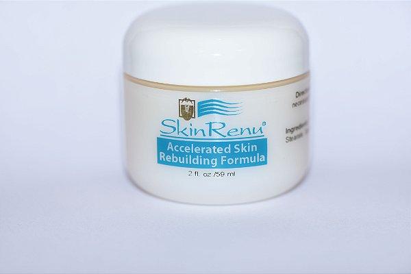 Accelerated Skin Rebuilding Forumula (Creme Reparador e Hidratante Profundo da Pele) Skin Renu - 59mL (Pote)