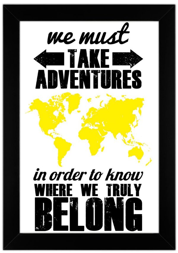 Quadro Take Adventures