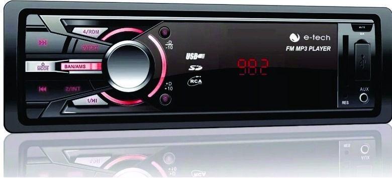 Radio MP3 Entrada auxiliar,USB,SD Card