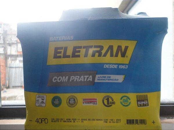 BATERIA ELETRAN 40 AMP -