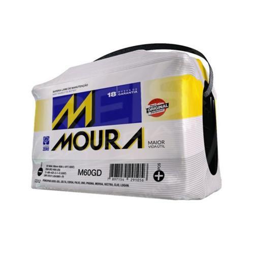 BATERIA MOURA M 60 GD