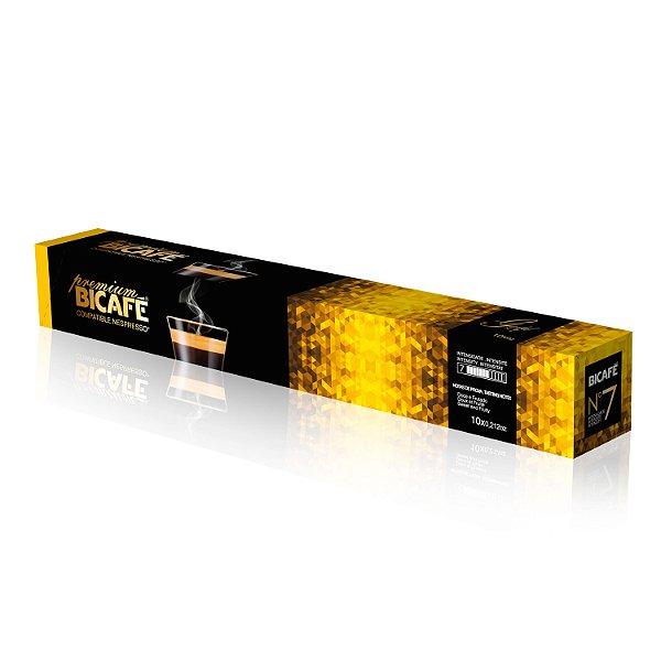 Cápsula de café Premium Gold para máquinas Nespresso* (Intensidade 7)
