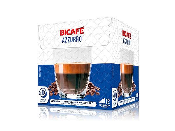 Cápsula de café Azzurro para máquinas DeltaQ* (Intensidade 10)