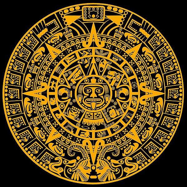 Camiseta Império Asteca - Vestindo História