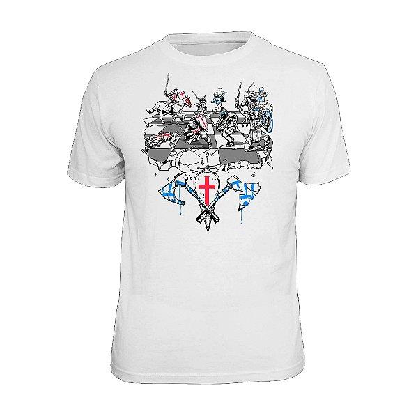 Camiseta Vikings: Era Viking, Idade Média - Vestindo História