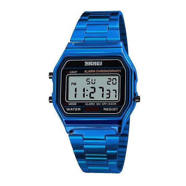 Relógio Unissex Skmei Digital 1123 - Azul