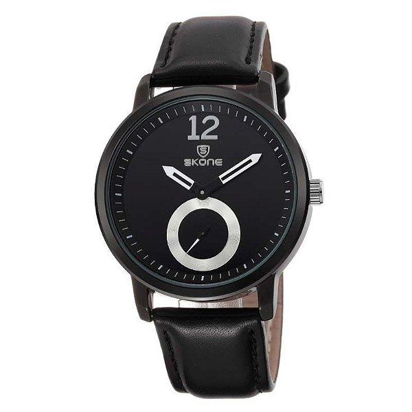 Relógio Feminino Skone Analógico Casual 9240-1G