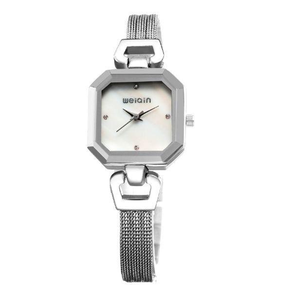 Relógio Feminino Weiqin Analógico W4751 Branco